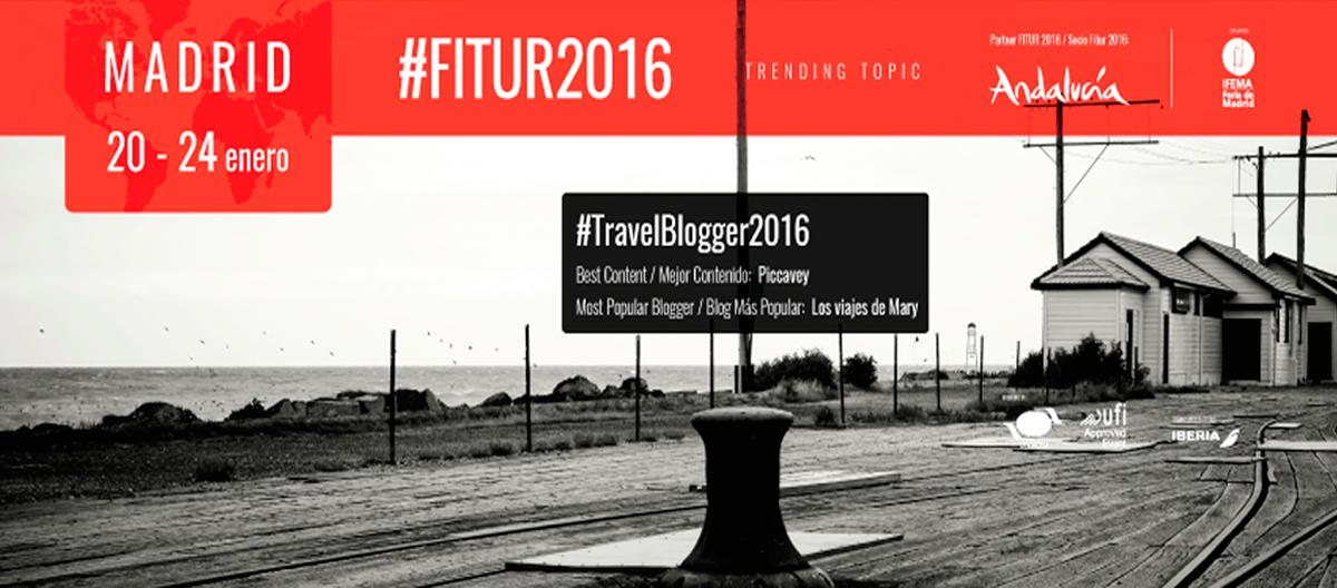 FITUR 2016: el mundo entero a tu alcance