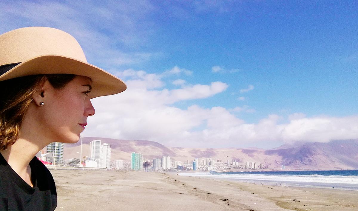 Vacaciones frente al mar – Iquique