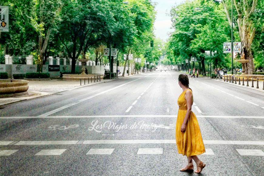 Mirando Madrid con otros ojos
