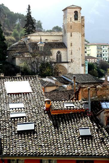 -Iglesia de San Pedro, Estella.Navarra-