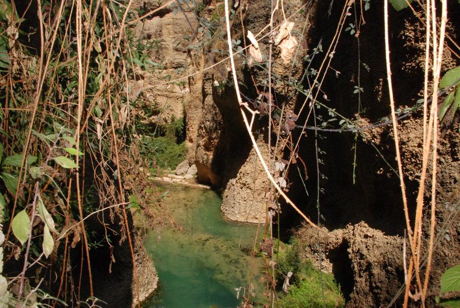 -Final escalera, río Guadalevín- Casa del Rey Moro, Ronda