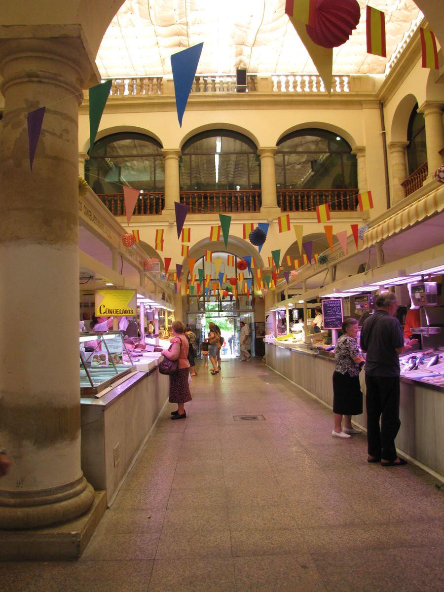 -Mercado de La Corredera, Córdoba-
