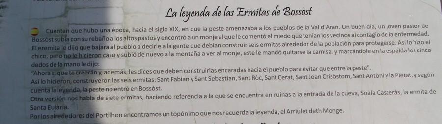 -La leyenda de las ermitas de Bossots-
