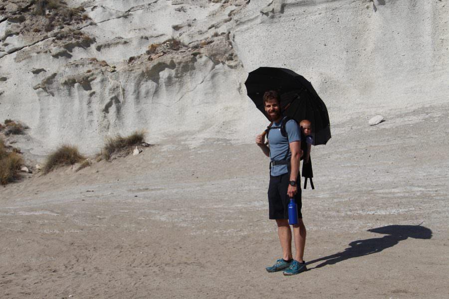 Almeria.Viajar en familia