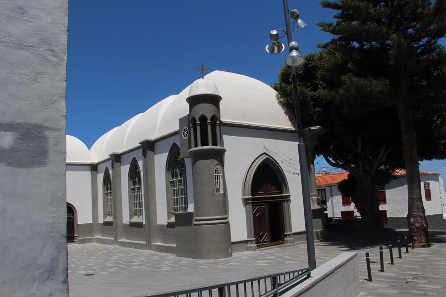 Iglesia de Agulo, La Gomera