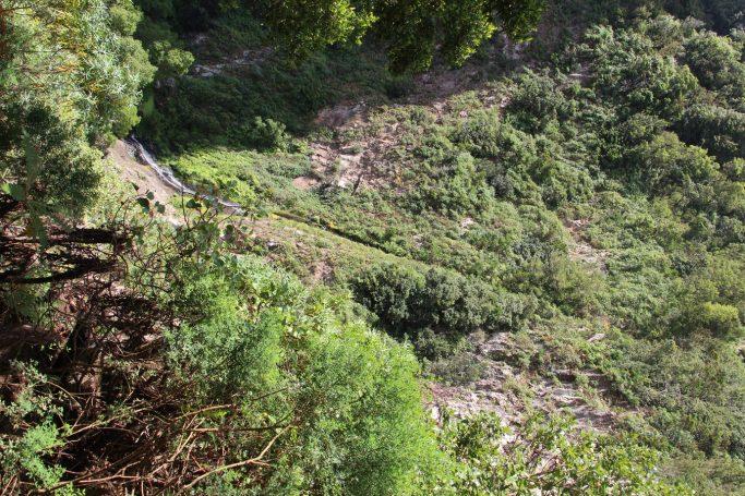 Cascada El Cedro, La Gomera