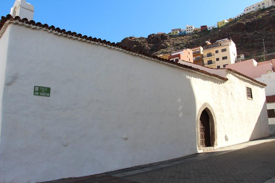 Pozo de la Aguada, San sebastián de la Gomera