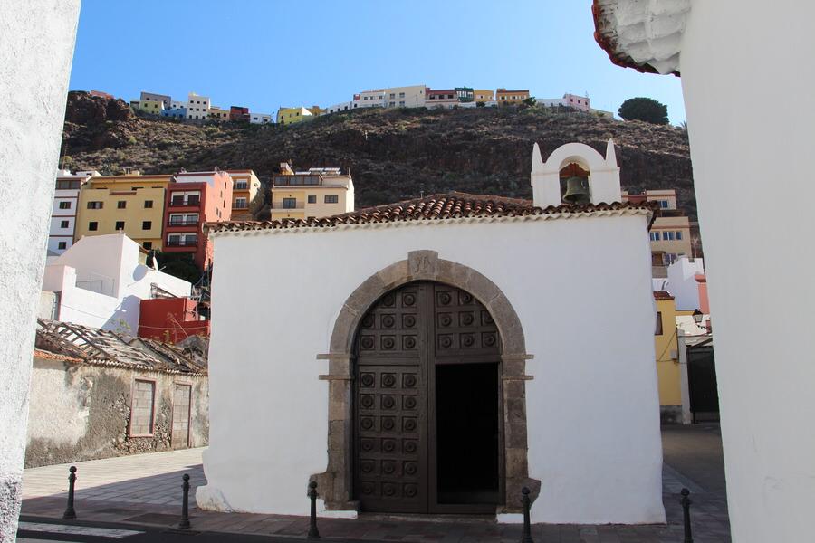 -Ermita de San Sebastián, San Sebastián de la Gomera-