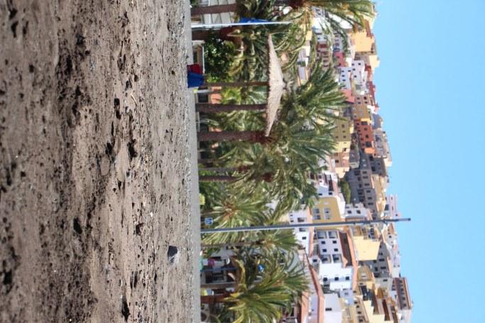 Playa San Sebastián, San sebastián de la Gomera