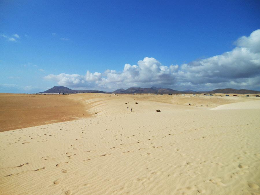 Dunas de Corralejo - Fuerteventura-