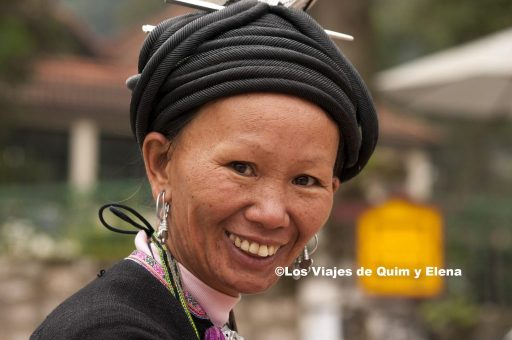 Mujer Black Yao