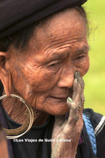 Anciana Hmong