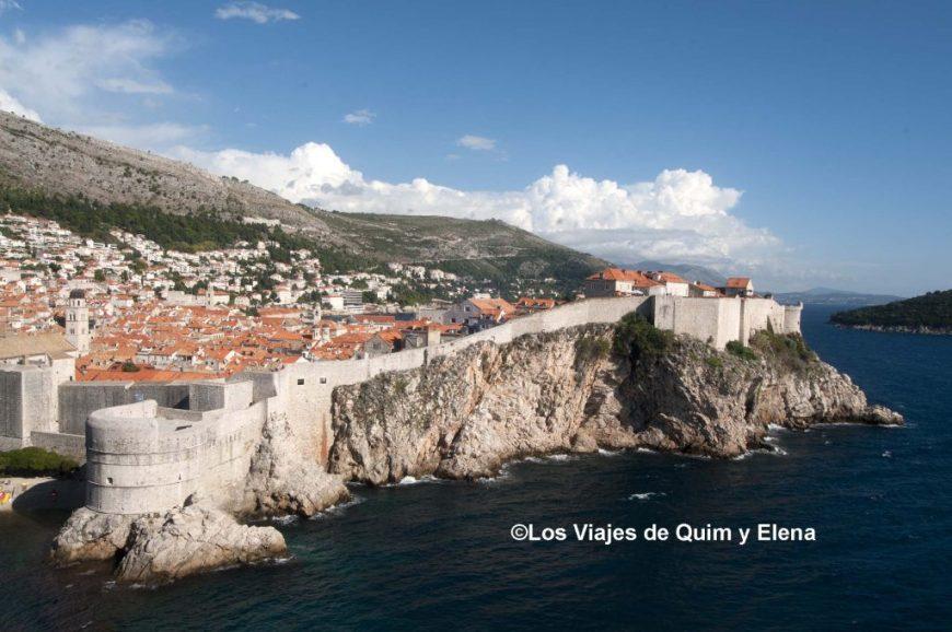 Dubrovnik desde Fort St. Lawrence