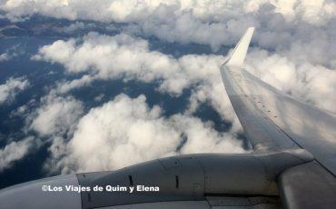 ¡Es genial volar! Viaje a Marruecos