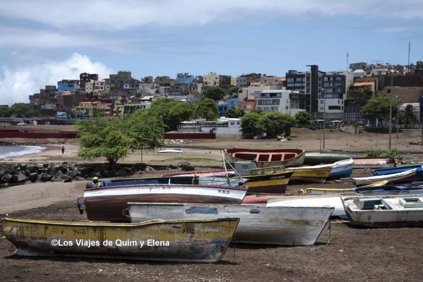 Barcas de pescadores
