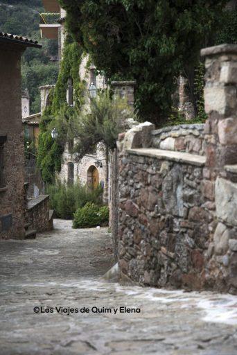 Explorando las calles de Mura