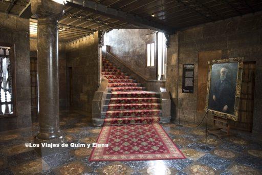 La escalera de honor