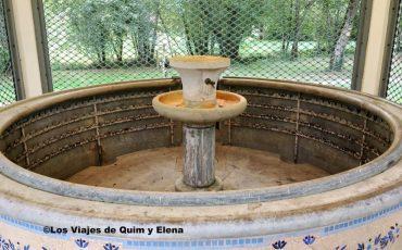 La fuente de Source Salmière