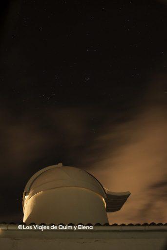 La Cúpula del Observatorio de Garraf