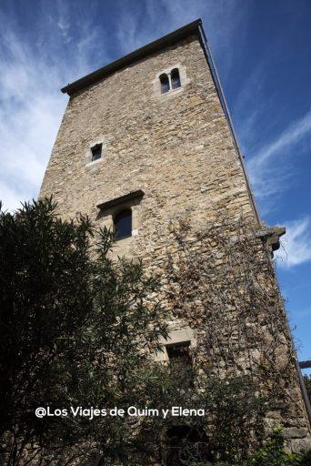 El Castillo de Palau Sator