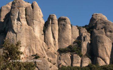 Las agujas de Montserrat