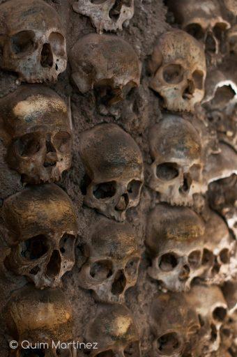 Capilla de los Huesos en Évora