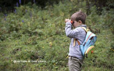 Éric explorando
