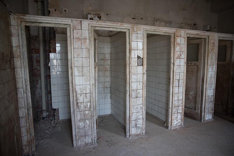 Lavabos del Hospital del Torax