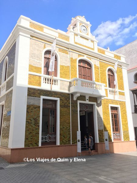 La Casa Amarilla de Arrecife