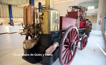 Museo de bomberos de Barcelona