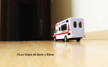 Ambulancia, seguro de viaje