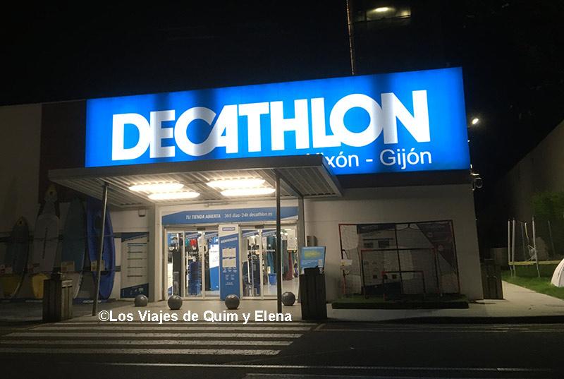 Decathlon de Gijón