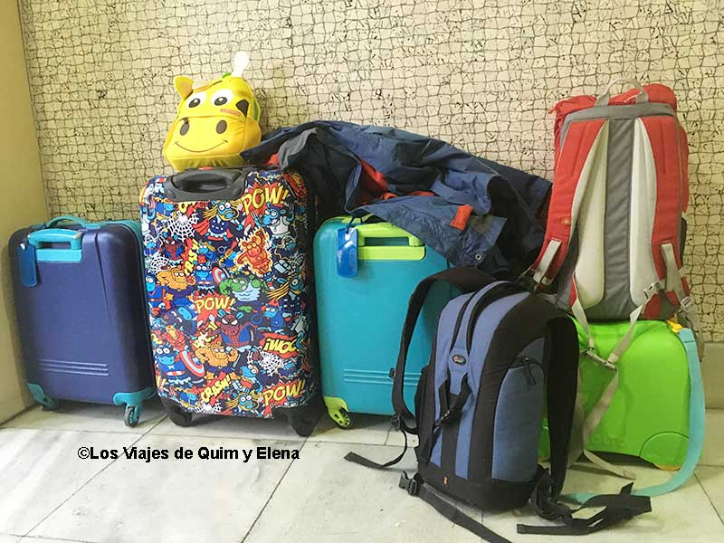 Nos vamos de viaje a Madrid