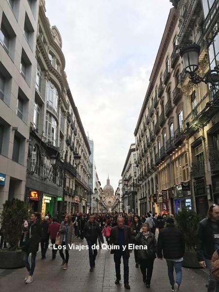 Paseando por Zaragoza
