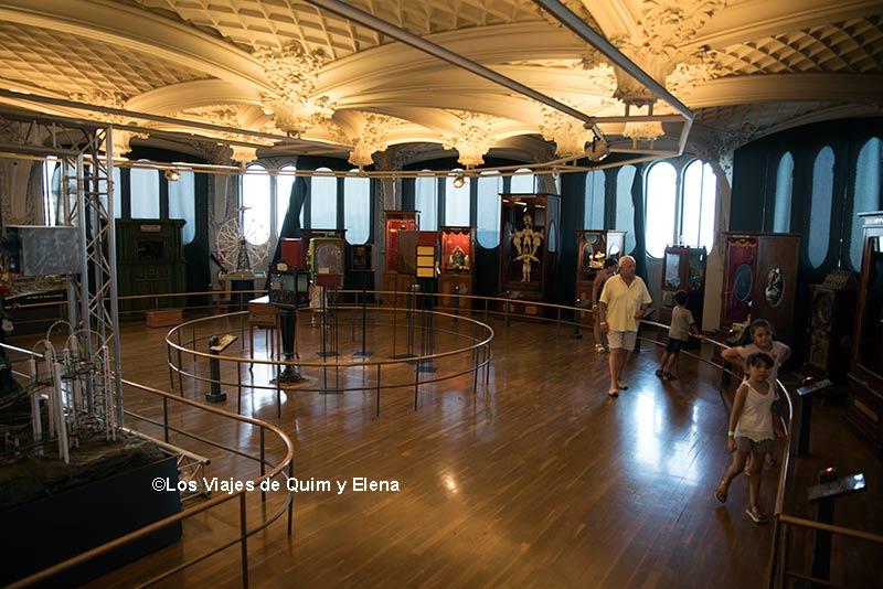 Museo de autómatas en Museos para niños en BArcelona