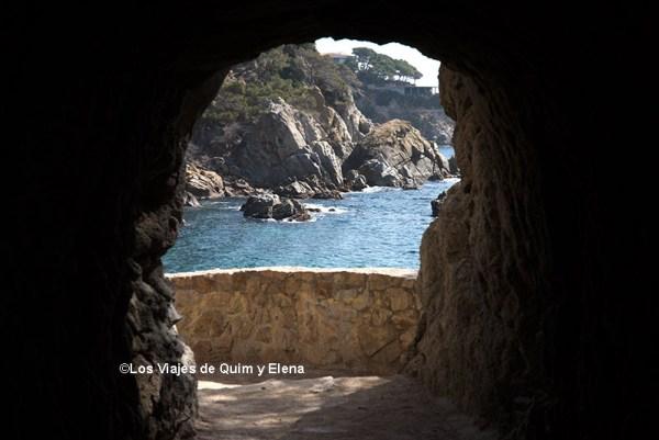 Camino de Ronda de Lloret de Mar
