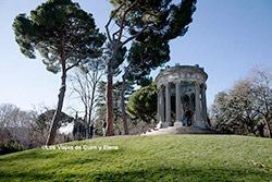 Madrid, parque El Capricho, viajar en familia