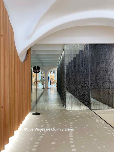 Nueva entrada a Casa Batlló