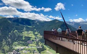 Roaming en Andorra - Mirador del Roc del Quer