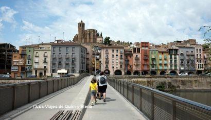 Paseando por Balaguer en la Comarca de la Noguera