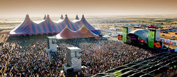 Guía para sobrevivir en un festival
