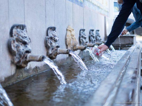 Senderismo en 7 aguas