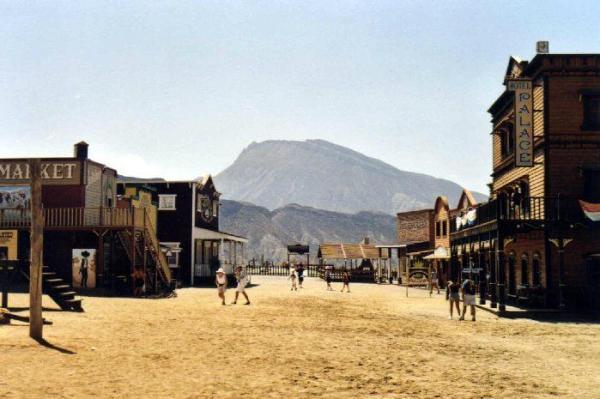 Pueblos españoles que han sido plató de cine