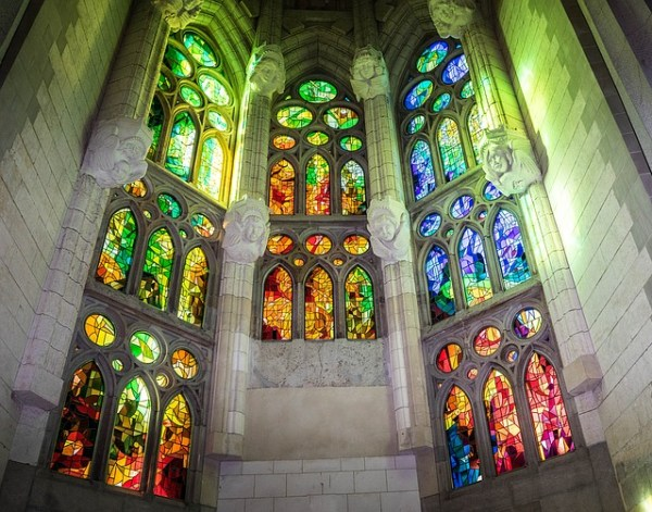 La Sagrada Familia de Barcelona