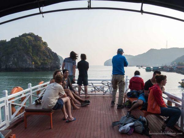 CatBa, la opción más económica y menos turística en Halong