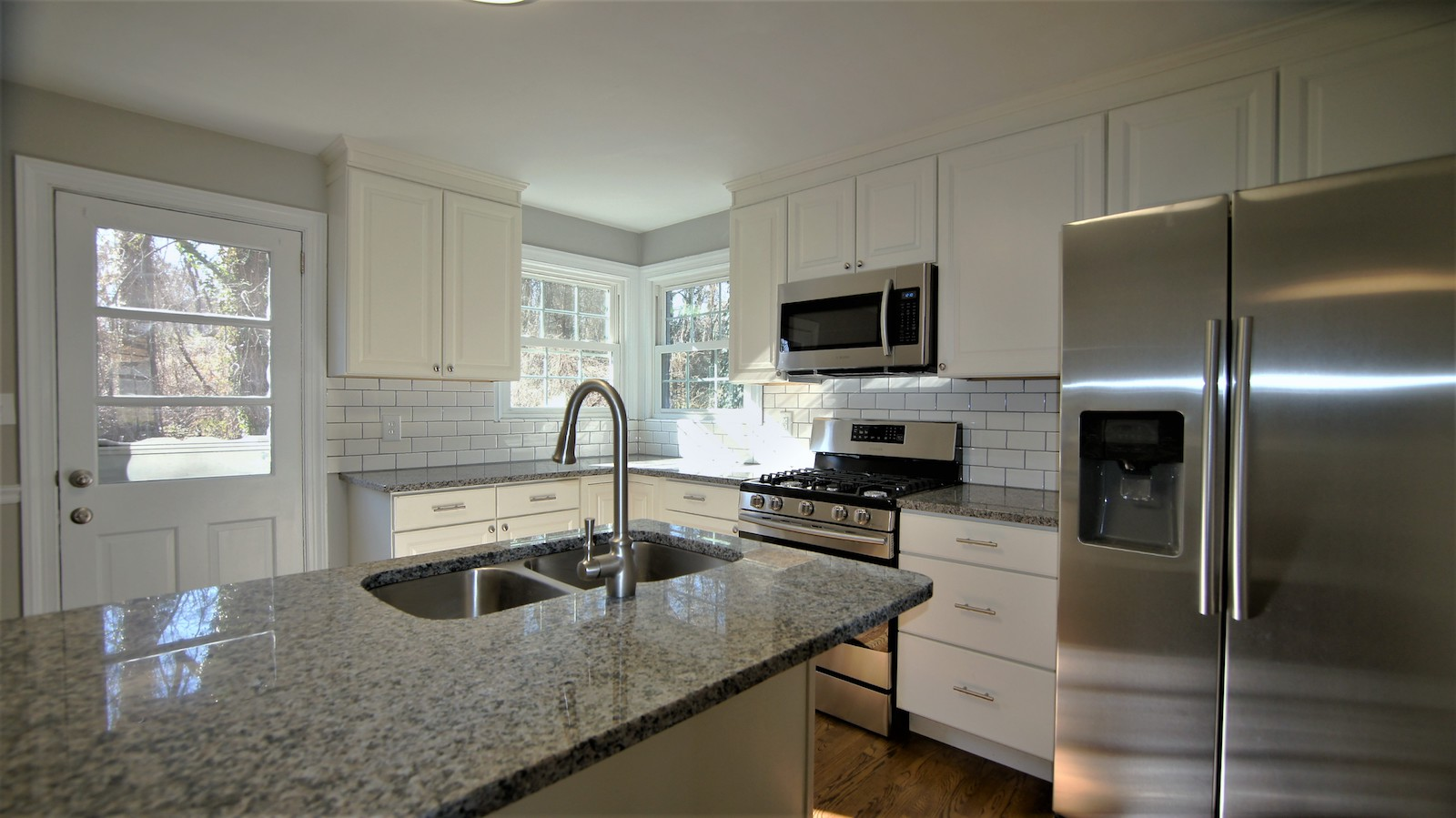 Remodeled kitchen in Ardmore neighborhood