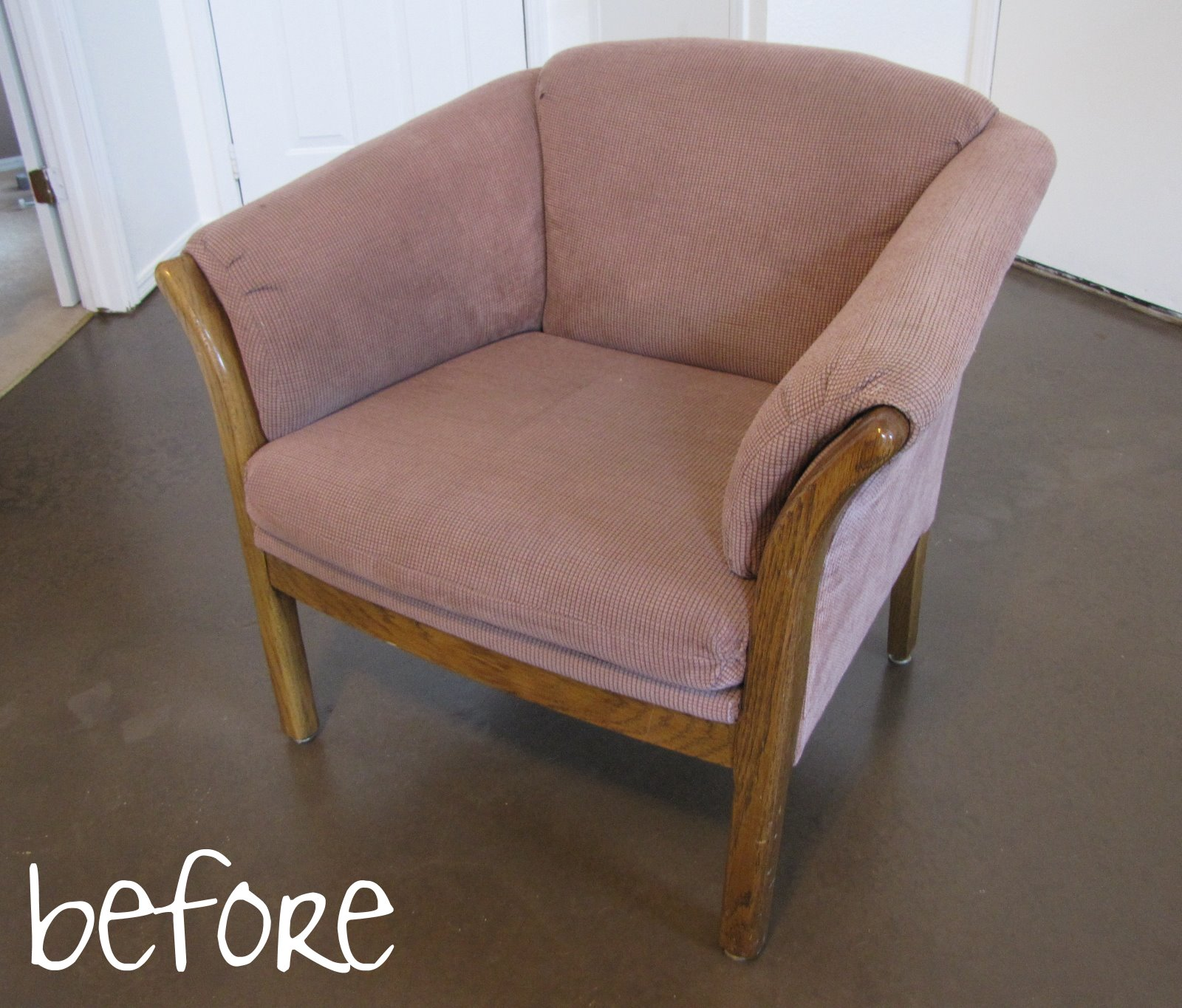 Reupholster Chair How To Reupholster A Club Chair Lot 26 Vintage