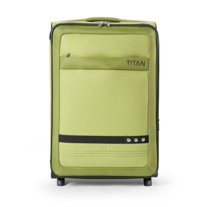 Walizka Titan Family II średnia, 4 kółka