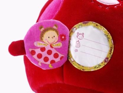 Plecak dla dziecka Biedronka Liz