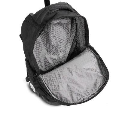 Plecak na kółkach JWorld New York Sunrise Black